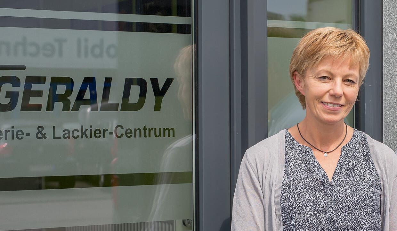 Geraldy Saarwellingen